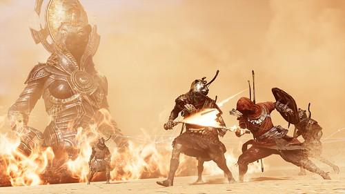 Assassin's Creed Origins   by Bresciani Emanuele Virtual Photographer