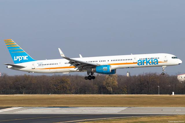 Arkia - Israeli Airlines
