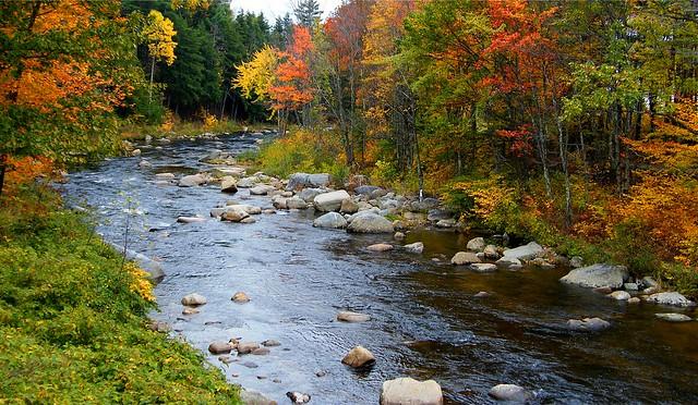 Lost River in N.H.