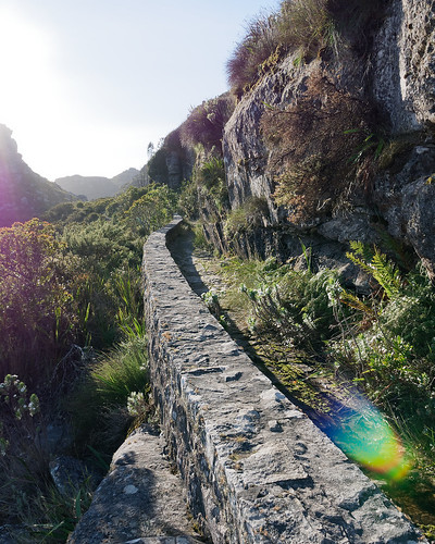 Table Mountain Aqueduct | by Roger Kruger
