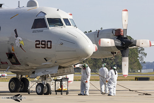 Lockheed P-3C AIP Orion 163290 LL-290 VP-30 NAS Jacksonville | by Ivan Voukadinov