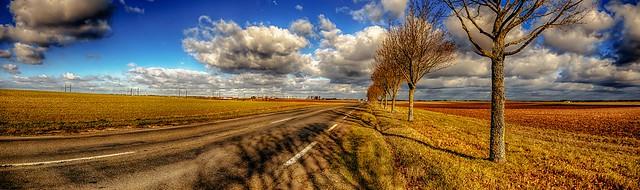 panorama de  Beauce