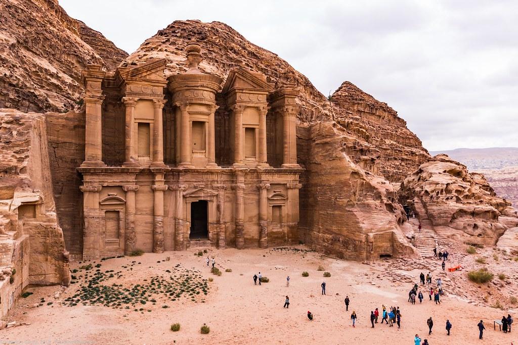 Petra_Iordania 28 dec 18_43_manastirea med