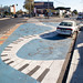 Paint the Town intersection murals, San Pablo