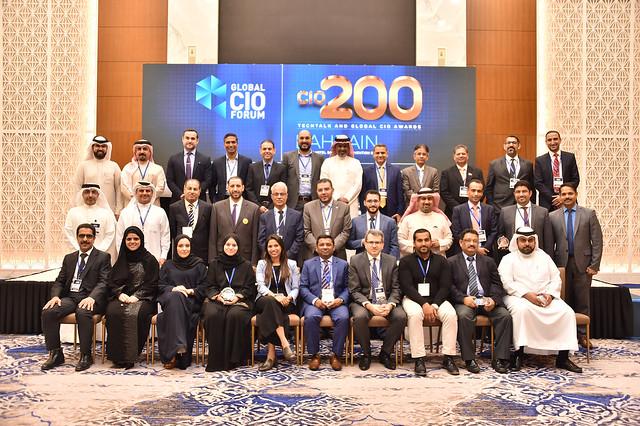 CIO 200 - Bahrain 2018