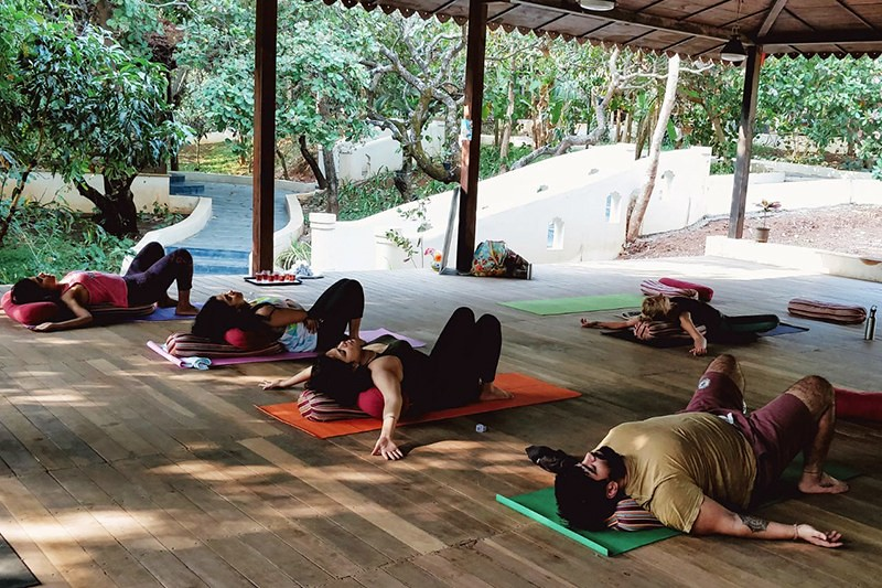50 Hours Yin Yoga Teacher Training Goa