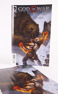 God of War prequel comic | by PlayStation.Blog