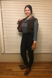 Jyn Erso WIP pictures | by JenEyreCosplay