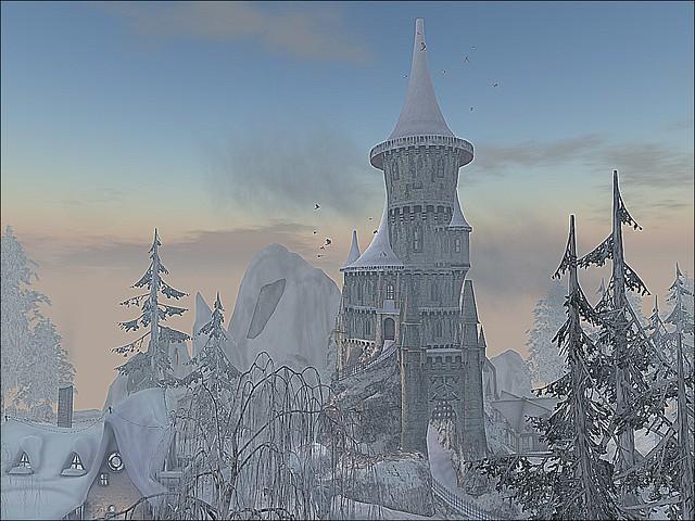 Storybrooke -If I Could build You Castles