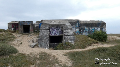 Blockhaus Plouharnel