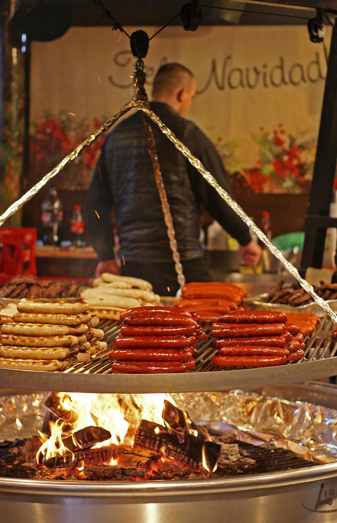 Weihnachtsmarkt Frankfurt Main.Frankfurt Weihnachtsmarkt 2018 Schwenkgrill Christmas M Flickr