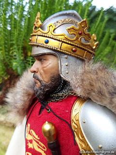 Richard the Lionheart   by alegras dolls