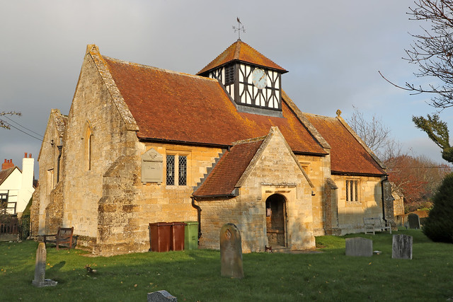 St Margaret's Church, Alstone