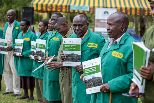 people communityaction communityforestry communityinvolvement launching localpeople communitybasedforestmanagement londiani kerichocounty kenya ke