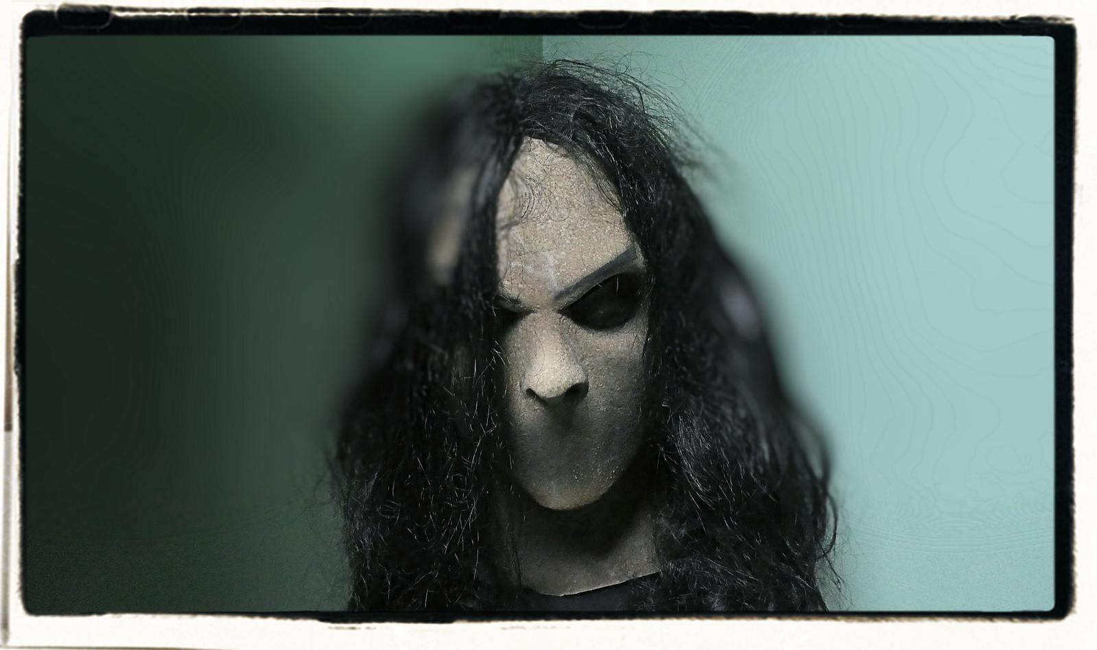 Sinister Mask From The Movie Sinister 2012 John Harrier Jr