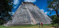 2018 - Mexico - UXMAL - Magician's Pyramid