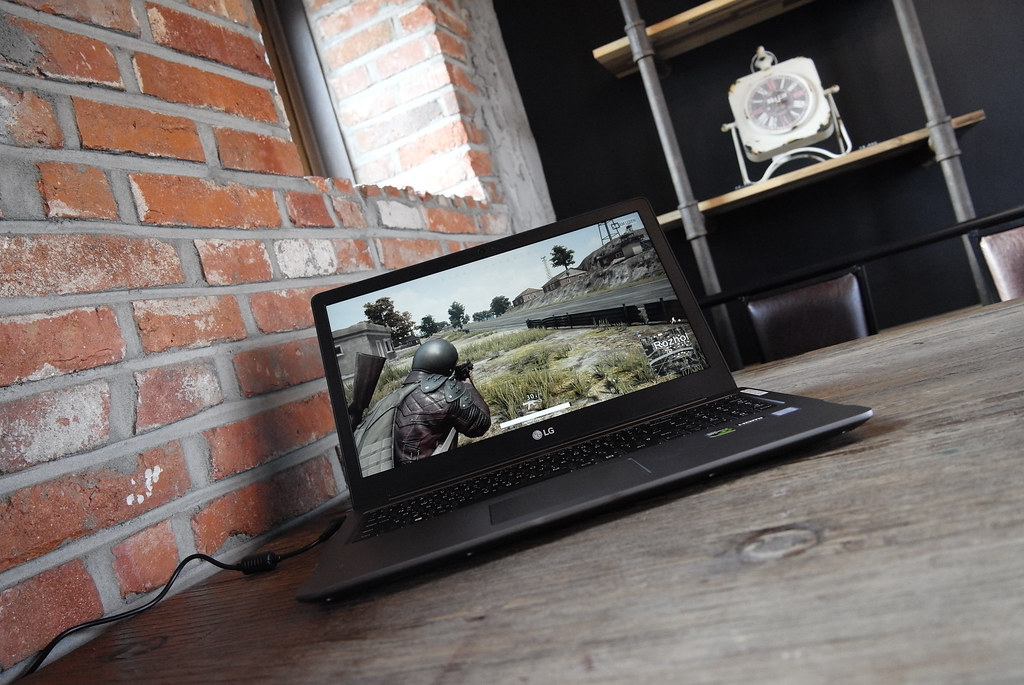 LG Ultra PC Gaming Notebook