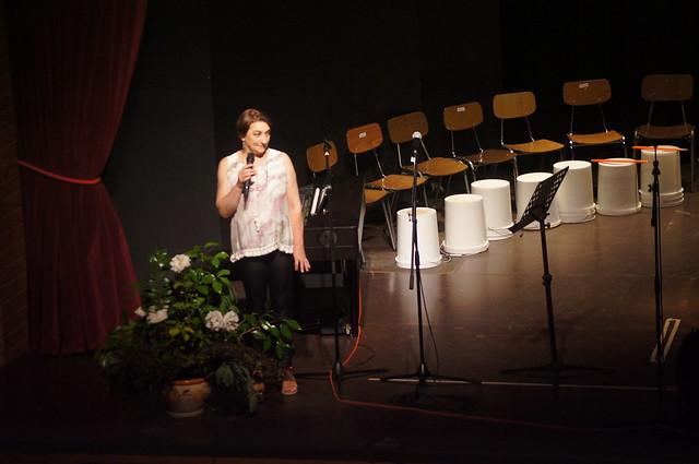 1812 - 07 Presentación Taller Instrumental, Coro Infantil y Bailemos todos