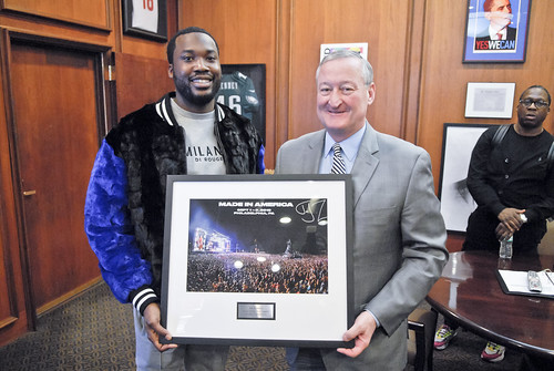 'Meek Mill' @ City Council Session-229 | by Philadelphia MDO Special Events