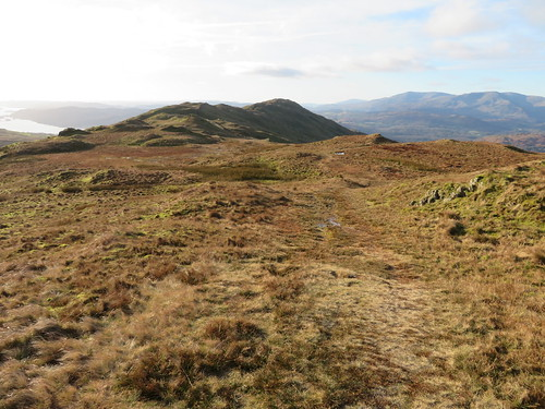 27 - The ridge from Baystones to Wansfell Pike | by samashworth2