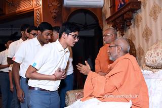 Std-10-11-12-visit-to-Haridham-for-Swamishree's-Blessings-(42)   by Atmiya Vidya Mandir