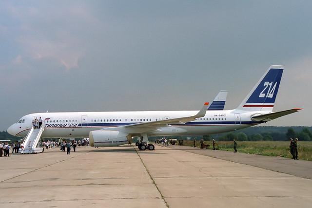 RA-64501 Tupolev TU-214 Tupolev Design Bureau