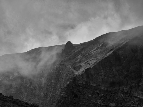 Crater of Vesuvius 2 | by sixthland