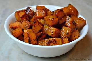 Brown Sugar Butternut Squash 1 | by katesrecipebox