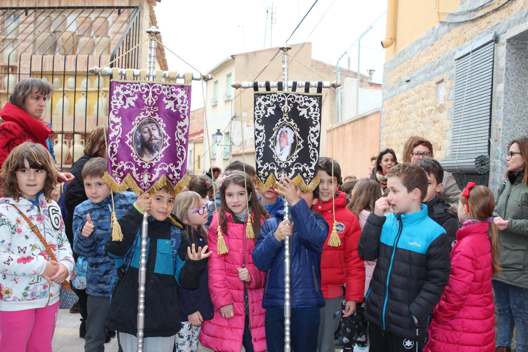 (2018-03-23) II Vía Crucis Infantil (Antonio José Verdú Navarro) (23)