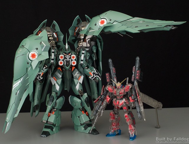 Steel Legend Metal Build Kshatriya 3