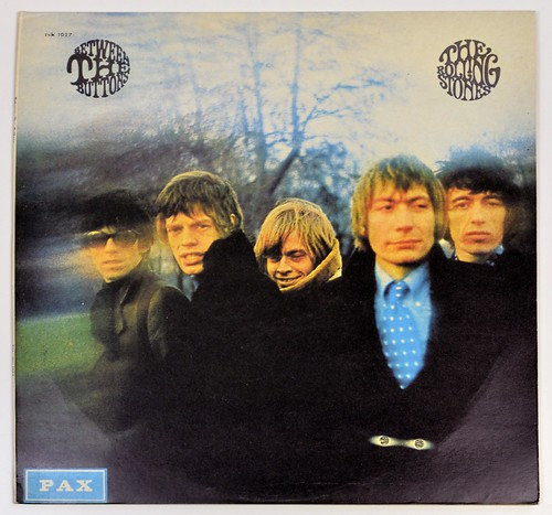 A0661 ROLLING STONES Between the Buttons PAX