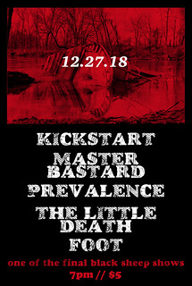 12-27-18 | by Black Sheep Springfield