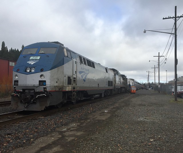 Flickriver: Dan Haneckow's Photos Tagged With Amtrak
