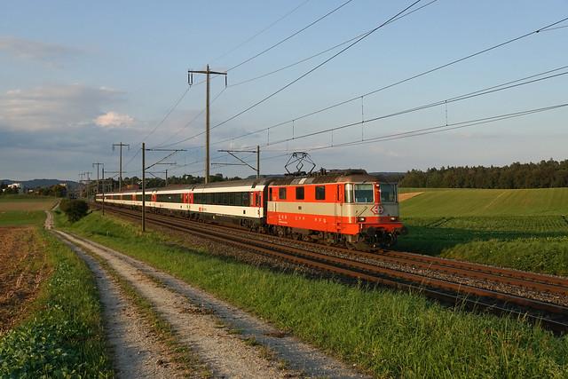 SBB Re 4/4 II 11108