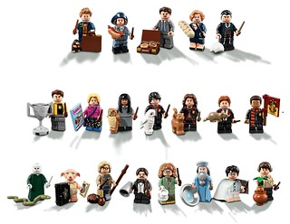 LEGO Minifigures 71022 Harry Potter and Fantastic Beasts | by Pasq67
