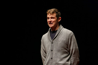 Cullen MacDonald @ TEDxUGA 2018 Student Idea Showcase
