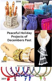 Peaceful Holiday Crochet 920w Screenshot   by vashtirama