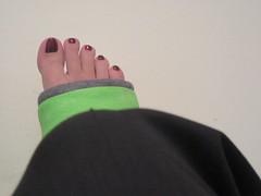 My New Shoe