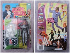 AUSTIN POWERS - DR. EVIL action figure by McFarlane Toys (1999)