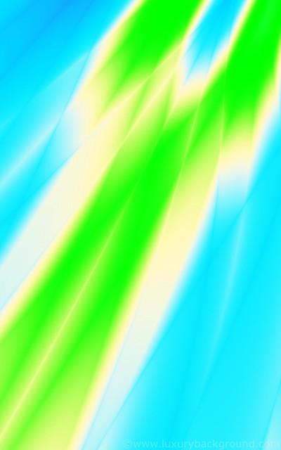 Green blue phone wallpaper design
