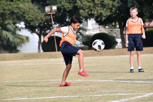 Inter House Football Competition 2018-19 4 (12) | by Atmiya Vidya Mandir