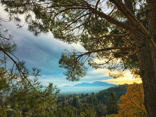 Sunrise, Mount Diablo | by ejbSF