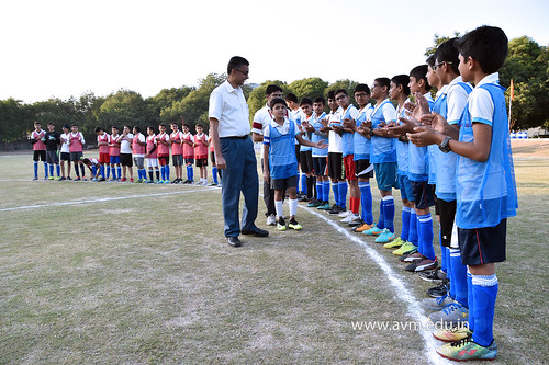 Inter House Football Competition 2018-19 11 (4) | by Atmiya Vidya Mandir
