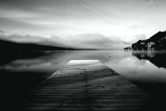 Winter silence ...