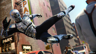 Spider-Man_MK1kick_Legal Updated | by PlayStation Europe