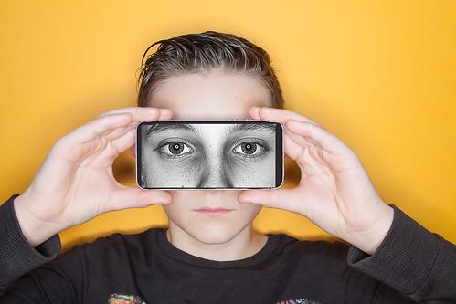 Goggle Eyes I
