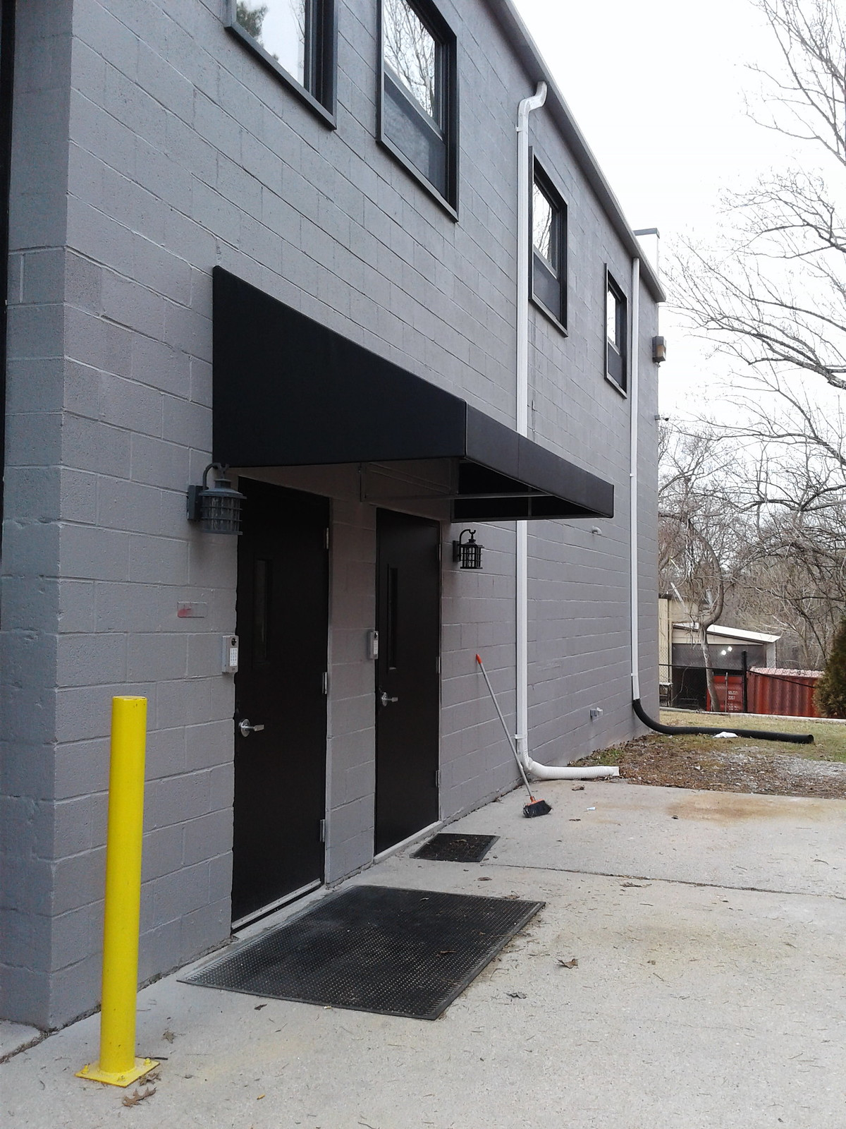 Building-Awning