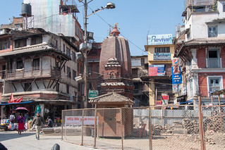 Durbar Square et Thamel | by marie_astier