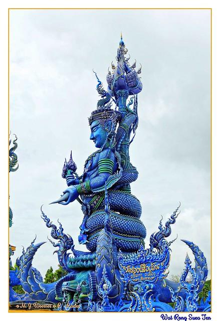 วัดร่องเสือเต้น  -  Wat Rong Suea Ten  01 / 21