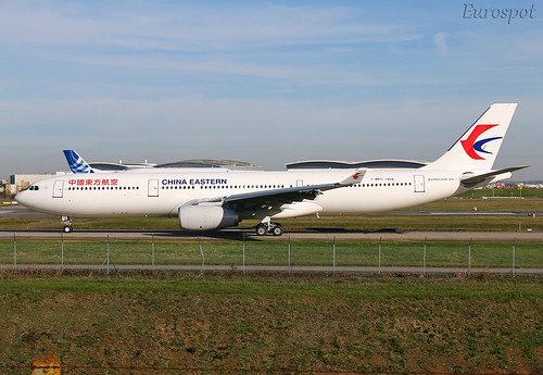 F-WWYC Airbus A330 China Eastern | by @Eurospot